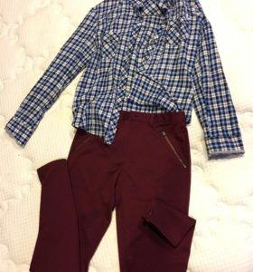 Рубашка штаны комплект