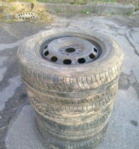 Колеса Форд Фокус 2.R15