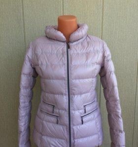 Демисезонная куртка ультратонкий пуховик