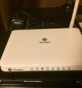 Wi-Fi роутер Билайн N150L