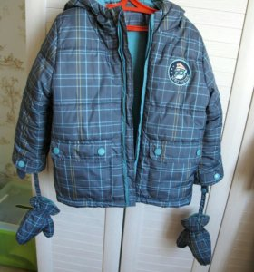 Демисезонная куртка Coccodrillo 98 р