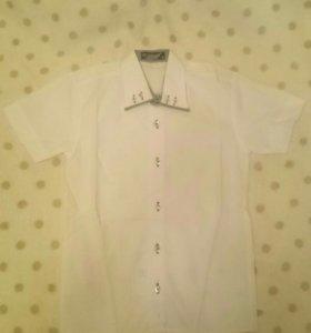 Рубашки для мальчиков 7-12 лет (новые)