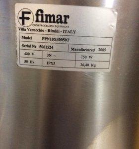 Кортофельная чистка производств Италия