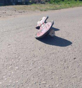 Скейт рипстик ( бабочка )