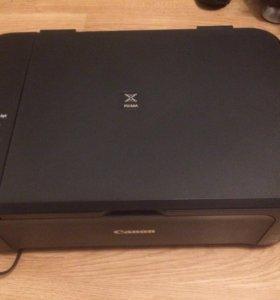 Принтер-сканер canon pixma MG3540