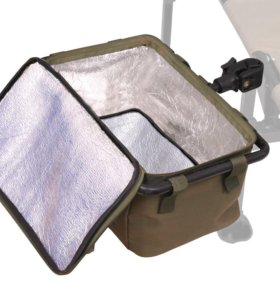 Mягкое ведро-термос для корма с крышкой Korum