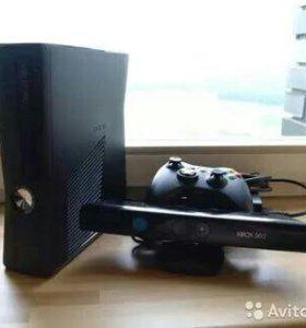Xbox 360 slim kinnect freeboot обмен