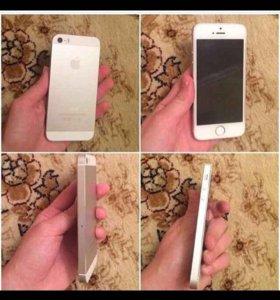 Телефон Айфон 5 s