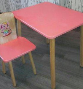 столик+стульчик