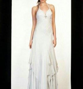 Праздничное новое длинное платье