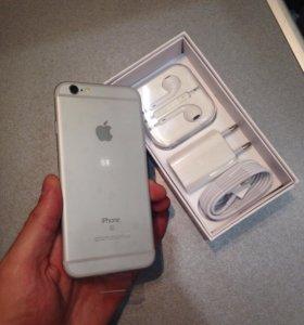 Айфон 6s silver 64