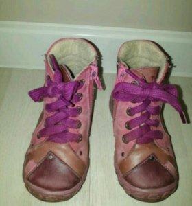 Демисезонные ботинки Тотто 22