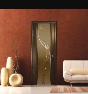 Новая дверь в ванную