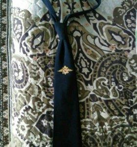 Галстук парадный с гербом