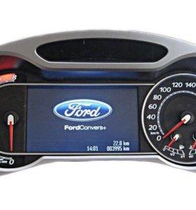 Ремонт приборных панелей форд ford