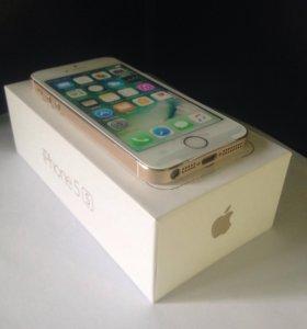 iPhone 5s новый золото
