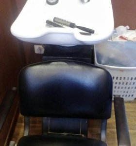 Мойка для головы в парикмахерскую