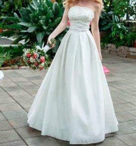 Свадебное платье, 40-42