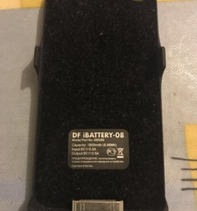 Чехол-зарядка iPhone 4-4S