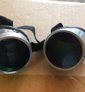 Очки защитные для сварки