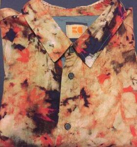 Рубашки Hugo Boss,Gant,Tommy Hilfiger