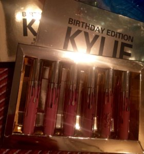 Kylie набор 2