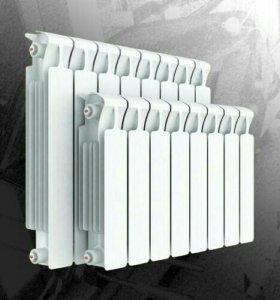 Радиатор отопления Рифар монолит 500