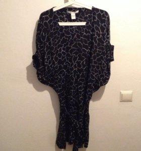 Шелковое платье Diane fon Furstenberg