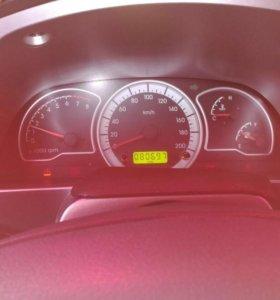 Daewoo nexia 1 рестайлинг седан, 1,5 мт