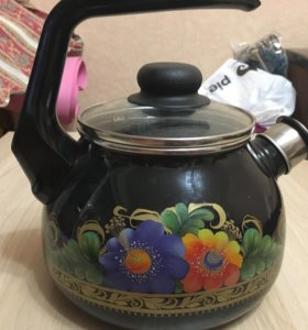 Чайник для плиты