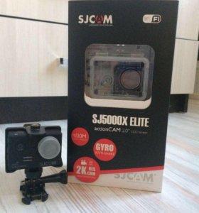 Экшен камера SJCAM5000x Ilite