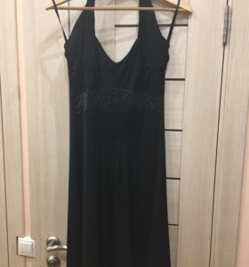 Платье чёрное новое 170-92-100