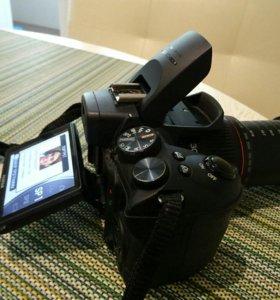 Фотокамера Fujifilm finepix HS20EXR