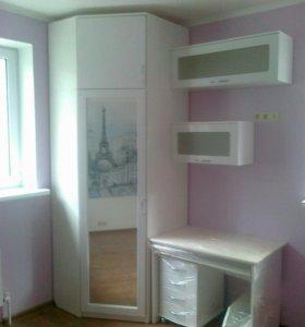 Мебель для детской комнаты на заказ