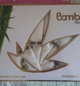 Скатерть бамбук