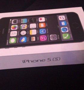 Продам iPhone 5s 16g без тач айди