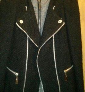 Пиджак из букле