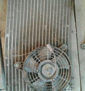 Нексия радиатор кондиционера