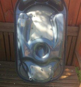 Ванночка анотамическая Cam