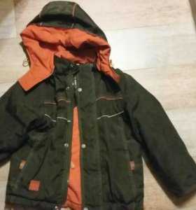 Куртка демисезонная б/у 98-104