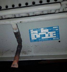 Конденсатор холодильный 13 кВт при тК= 40℃