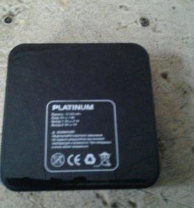 Резервный аккомулятор Platinum 12000 мач