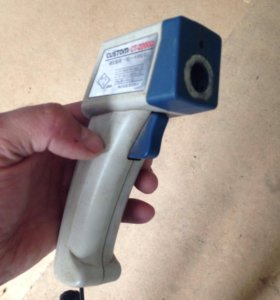 Лазерный дистанционный термометр ,Япония