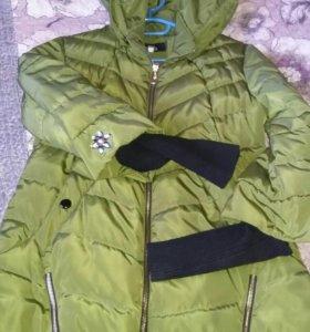 Куртка. Размер 44