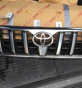 Решетка радиатора Prado 120