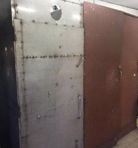 Шкафы сушильные(нержавейка)