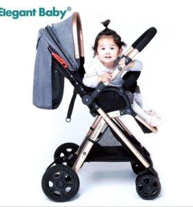 Прогулочная коляска Elegant Baby