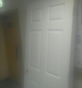 Двери два метра три сантима на 81