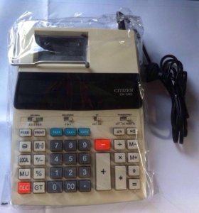 Калькулятор Desk top calculator printer