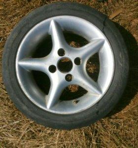 Колесо и шина